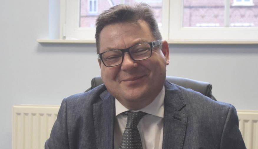 Vincent Thiery Directeur Collège Sacre-Cœur Estaires